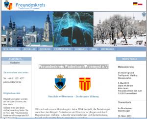 Freundeskreis Przemysl-Paderborn